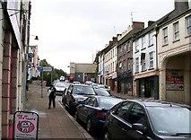 J4844 : Irish Street, Downpatrick by Eric Jones
