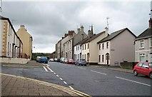 J4844 : Crossroads at the top of Irish Street by Eric Jones
