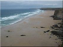 SW8363 : Watergate Beach by Philip Halling