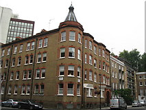TQ2881 : St. Andrew's Mansions, Chiltern Street / Dorset Street, W1 by Mike Quinn