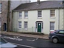 J4844 : The Green Surgery, Irish Street by Eric Jones