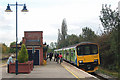 SP1382 : Olton railway station photo-survey (1) by Andy F