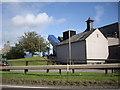 NJ2258 : Ben Riach distillery by Stanley Howe