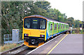 SP1382 : Olton railway station photo-survey (6) by Andy F