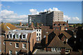 TR0142 : Ashford Roofscape by Oast House Archive