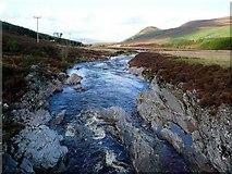 NN8596 : River Feshie upstream of Achleum by Gordon Brown