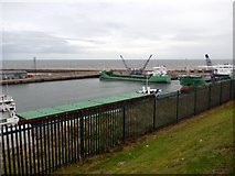 NZ4349 : Seaham Harbour (3) by Andrew Curtis