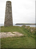 SW9178 : Tower on Stepper Point by Philip Halling