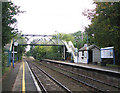TG3108 : Brundall Gardens station by Evelyn Simak