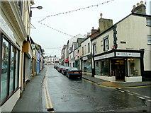 SH4862 : Stryd Y Llyn, Caernarfon by Jonathan Billinger