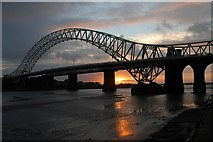 SJ5183 : Jubilee Bridge by Galatas