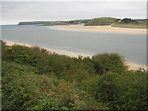 SW9276 : The Camel estuary by Philip Halling