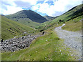 NY3617 : Path to Keppel Cove by P Leedell