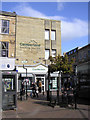 NY4055 : Cumberland Building Society, Carlisle by Kenneth  Allen