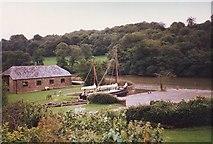 SX4268 : Cotehele Quay, Cornwall by nick macneill