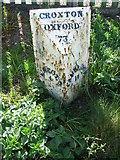 TL2460 : Old Milepost by Keith Evans