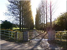 SO4430 : Entrance to Dippersmoor Farm by Alan Spencer