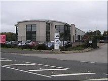 J2983 : World Cargo Centre, Newtownabbey by Kenneth  Allen