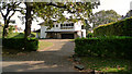 SJ8687 : A house, Bruntwood Lane, Cheadle by Geoff Royle