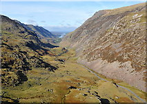SH6356 : Llanberis Pass by RAY JONES