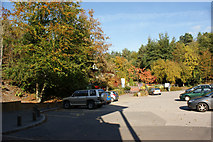 SJ6903 : The car park at Blists Hill by Ian Greig