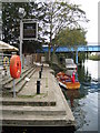 SU8985 : Out to lunch on the Thames by Given Up