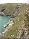 SW8470 : Pentire Steps by Philip Halling