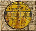 SD5778 : AA sign, Hutton Roof by Ian Taylor