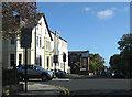 NZ2566 : Mistletoe Road meets Osborne Road, Jesmond by Pauline E