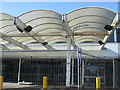 NZ2566 : Closed-down car sales by Pauline E