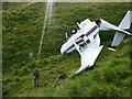 NN9100 : Cessna Crash Ochil Hills by John Chroston