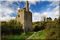 R3586 : Castles of Munster: Dromore, Clare by Mike Searle