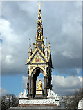 TQ2679 : Albert Memorial by Robin Stonebridge