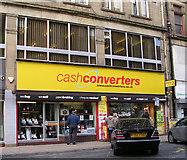 SE1633 : cashconverters - Kirkgate by Betty Longbottom