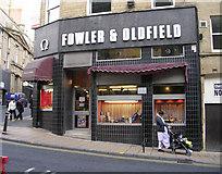 SE1633 : Fowler & Oldfield - Kirkgate by Betty Longbottom