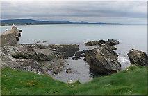 T3294 : Wicklow Bay by Eirian Evans