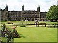 SD6939 : Stonyhurst  College by mark belshaw
