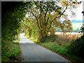 SP0930 : Lane to Cutsdean by Jonathan Billinger