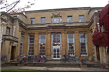 SP5106 : Refectory at Regent's Park College, Oxford by Roger Davies