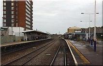 SU1585 : Swindon Station by Steve Daniels