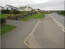 SS2002 : Bungalows at Widemouth Bay by Philip Halling