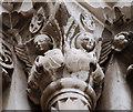 J3374 : St Anne's Cathedral,  Belfast (detail) (7) by Albert Bridge