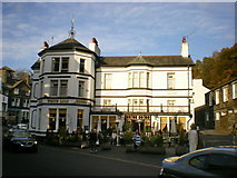 NY3704 : The White Lion, Market Place, Ambleside by Alexander P Kapp