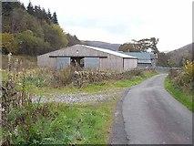 NS7900 : Chanlockfoot Farm by Oliver Dixon
