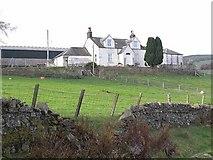 NS8200 : Farm near Holehouse by Oliver Dixon
