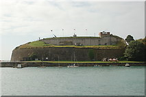 SY6878 : Nothe Fort. by gary radford
