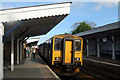 SW5435 : St Erth railway station photo-survey (4) by Andy F
