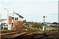 SW5435 : St Erth railway station photo-survey (23) by Andy F