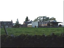 NH5141 : Tomnacross Farm by Stanley Howe