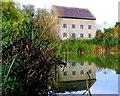 ST7617 : Kings Mill Marnhull by Nigel Mykura